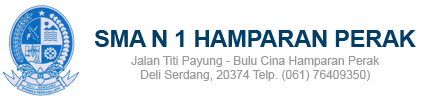 SMAN 1 Hamparan Perak logo